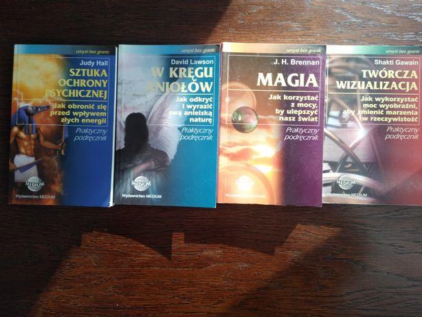 Umysł bez granic zestaw 4 książek