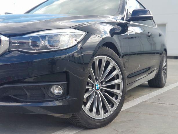 BMW 318d GT Sport M packet 2015 Europe