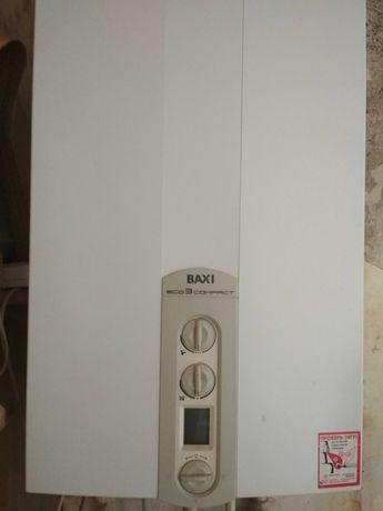 Газовый двухконтурный котел Baxi eco 3 compact.