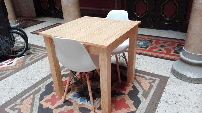 Mesas e cadeiras NOVAS, Fabrico Próprio