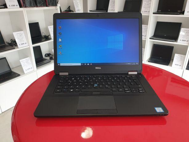 Poleasingowy Dell E5470 8GB i5-6gen Dysk SSD Win10 Kamera FV23% GW12