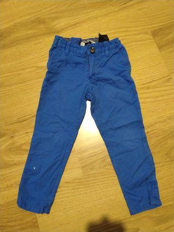 Spodnie chłopięce, h&m, rozmiar 104