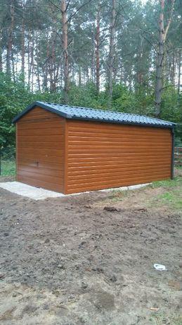 Garaże blaszane, bramy garażowe, kojce, domki narzędziowe/ogrodowe