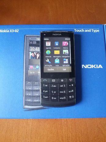 Nokia X3 02 Touch
