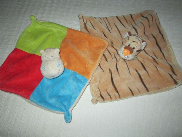 Слюнявчик, платок, комфортер, мягкая игрушка, погремушка