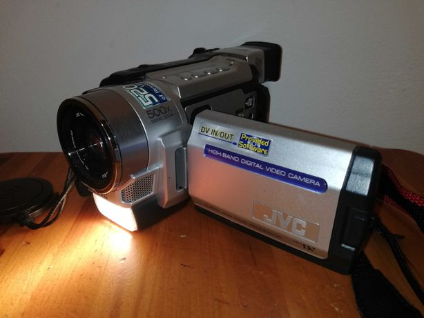 Kamera Video JVC GR-DVL 167 EG