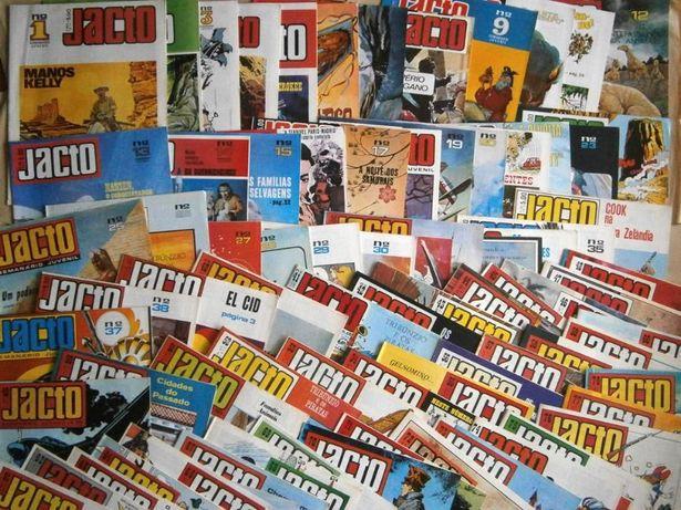 Jacto – Semanário juvenil (colecção completa: 78 revistas)