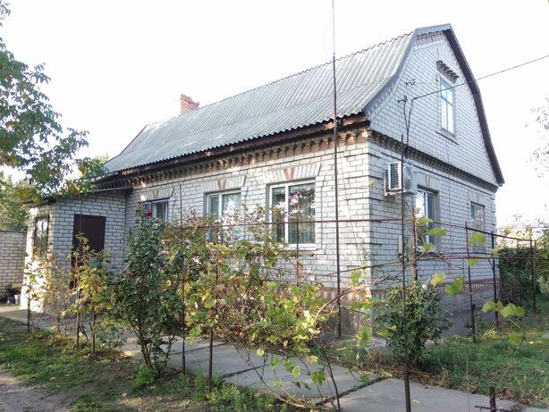 Двухэтажный дом в с. Максимовка