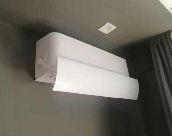 Шторка додаткова на кондиціонер дефлектор на кондиционер в квартиру