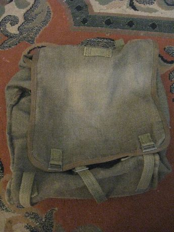 Polski plecak kostka ciekawy model WP nie hełm bagnet nóż mundur