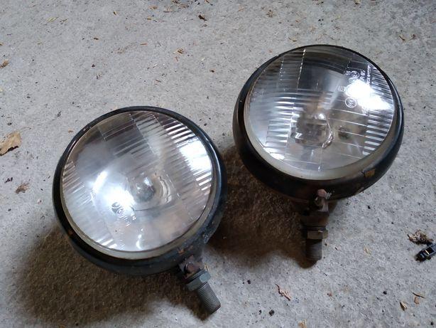 Sprzedam 2leflektory lampy do ursusa c 360 ciągnik