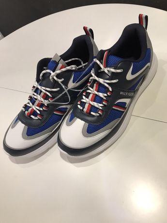 Мужские кроссовки 47 р. Tomy Hilfiger. Оригинал