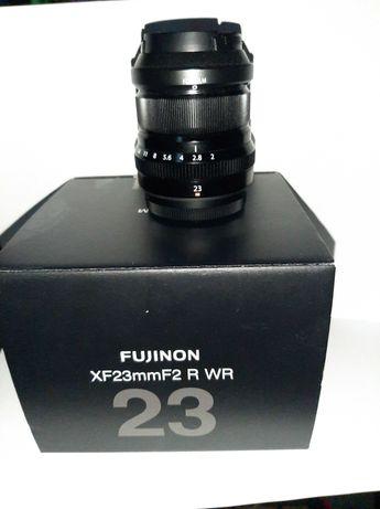 Fujinon 23 2.0 fujifilm