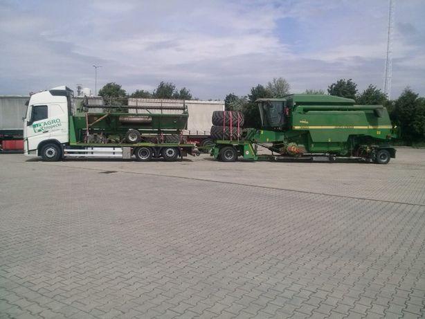 Transport John Deere W,T,330,440,540,550,650,660,560,670