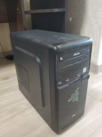 Игровой ПК с Intel Core i3 7100, GeForce GTX 1050 ti
