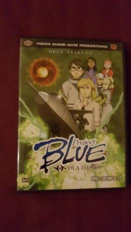 Film DVD Projekt Blue