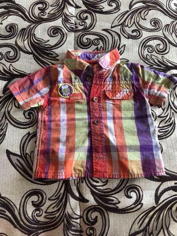 Рубашка для вашего маленького джентльмена