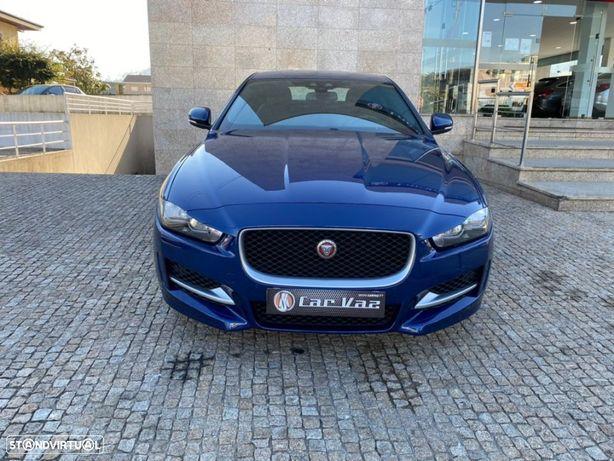 Jaguar XE 2.0 D R-Sport
