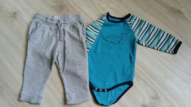 Zestaw Body i spodnie HM 74