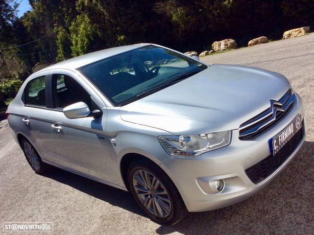 Citroën C-Elysée 1.2 PureTech Exclusive ETG