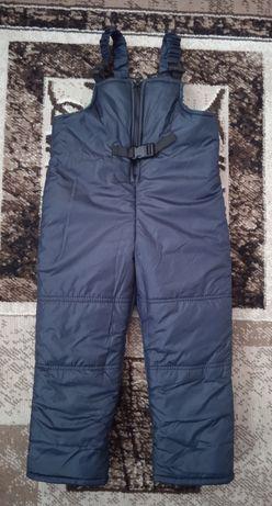 Теплые зимние штанишки