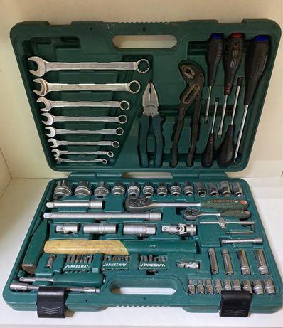 Набор инструментов  Jonnesway 77
