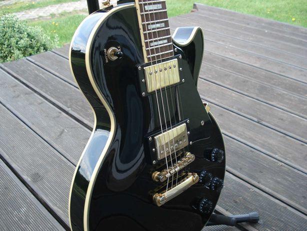 Gitara Epiphone les paul custom,esp ltd,ibanez,gibson vintage