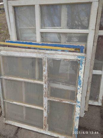 продам окна возможно на теплицу