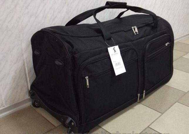 продам сумка дорожная спортивная на 2-х колесах с ручкой LYS большая