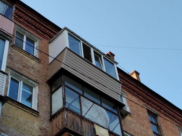 Окна двери, балконы под ключ, замена стеклопакетов.