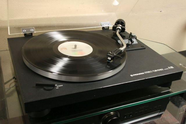 VINTAGE! Piękny Gramofon PIONEER PL-512X /Nowa igła! /Wysyłka!