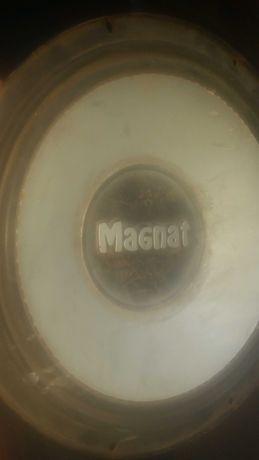 Subwoofer magnat bullpower 900 wats mais cabos rca