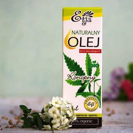 Olej Konopny BIO Etja 50 ml.