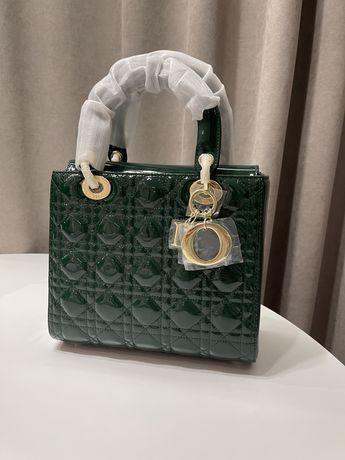 Продам сумку medium Lady Dior