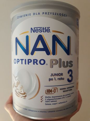 Mleko Nestle Nan OptiPro Plus 3 800g