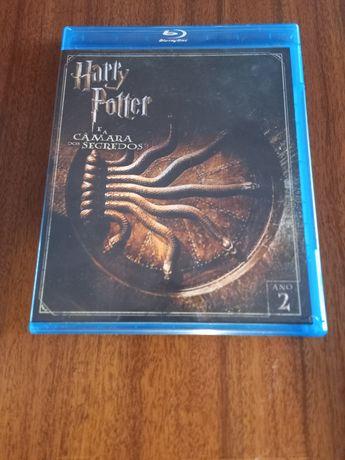 Vendo Blu-Ray Harry Potter e a Câmara dos Segredos