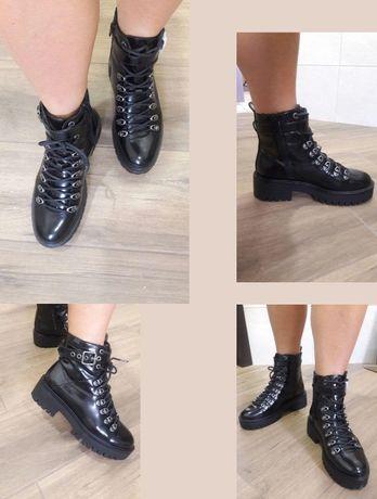 Ботинки ультрамодные р38 (Испания)