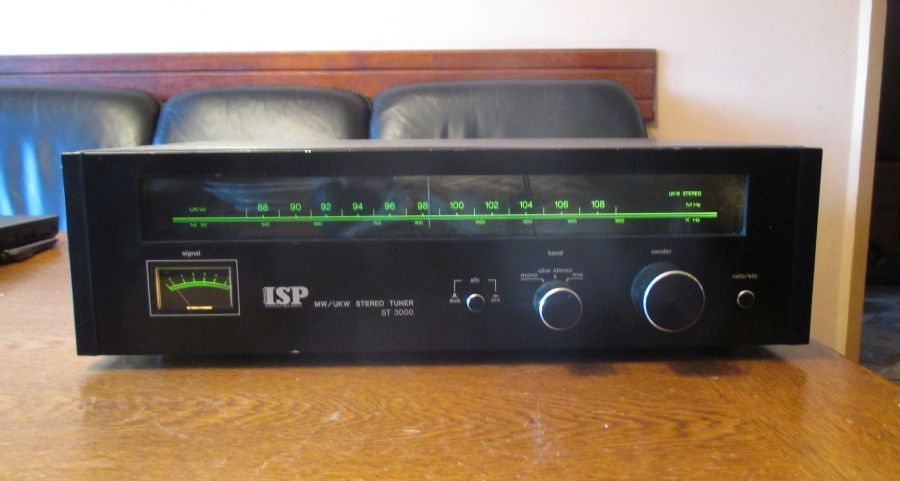 tuner ISP ST 3000 /analogowy lata 70 -te/ Świdwin - image 1