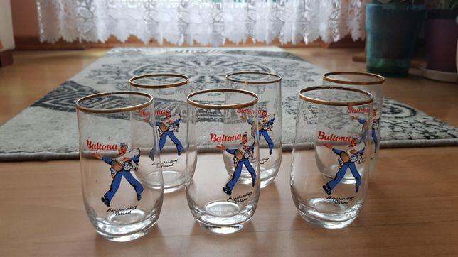 Stare szklaneczki z Baltony.