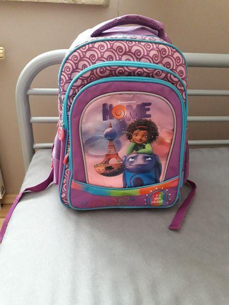 Plecak dziecięcy stan bardzo dobry