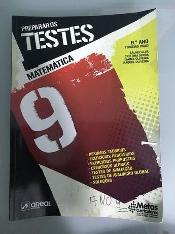 Manual de Preparação para os Testes de Matemática - 9ºano