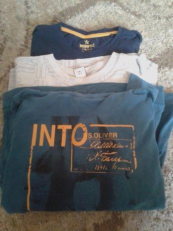 bluzki chłopiec 146-152