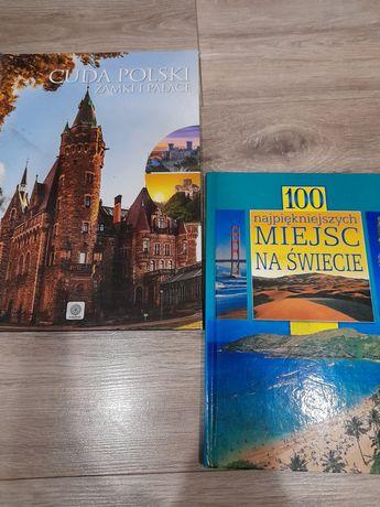Książki zamki i pałace