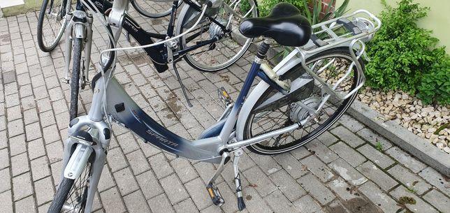 rower elektryczny sparta za sztukę