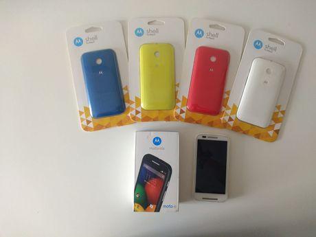 Motorola Moto E XT1064 kolorowe obudowy