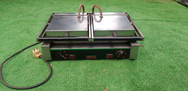 Opiekacz Sirman Snack grill sprzęt gastronomiczny