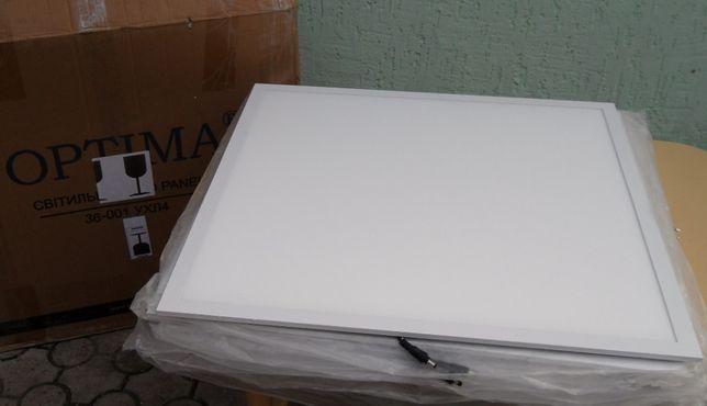 Светодиодная панель 40W 6000K Optima