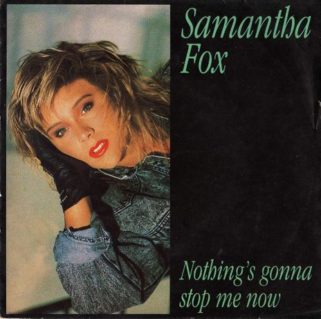 Vinyl - Samantha Fox - Nothing's Gonna Stop Me Now (Colecionadores)