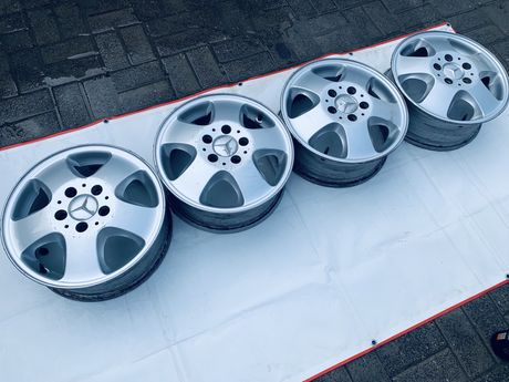 Felgi Aluminiowe 15' Cali 5x112 5,5Jx15 ET54 - Mercedes A Klasa