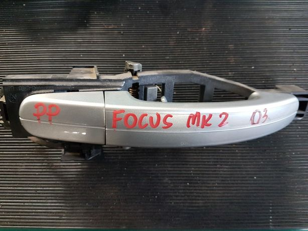 Ford Focus mkII mk2 klamka kaseta prawa prawy przód lakier 03